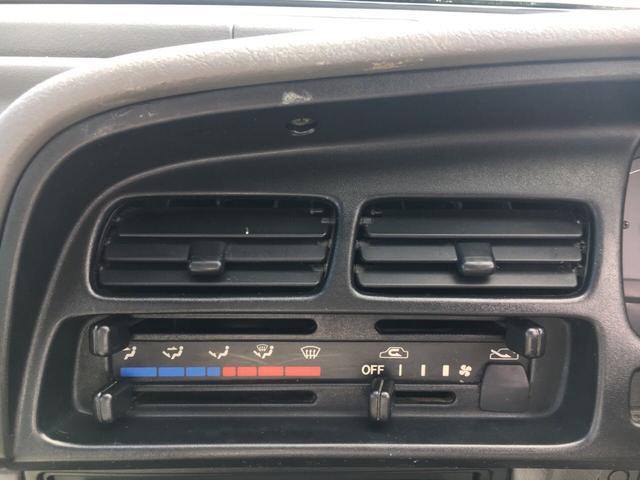 スズキ キャリイトラック KU 4WD EL付5速マニュアル 作業灯