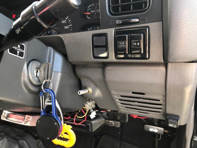 SX 4WD オートマ ナビTVバックカメラ リフトアップ(9枚目)