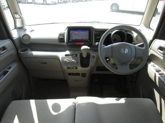 G 4WD Mナビ1セグ USB AUX 新夏タイヤ ETC(3枚目)