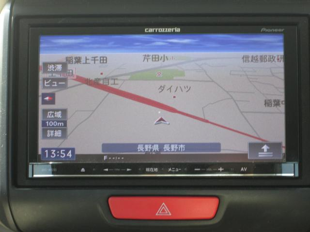 G 4WD Mナビ1セグ USB AUX 新夏タイヤ ETC(4枚目)
