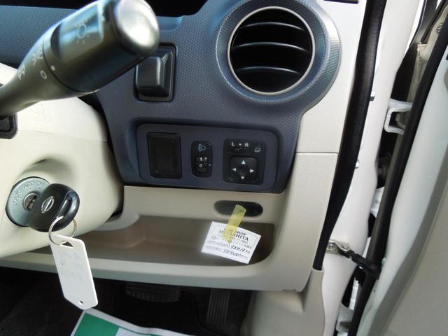 S 2WD インパネAT キーレス 電動格納ドアミラー(12枚目)
