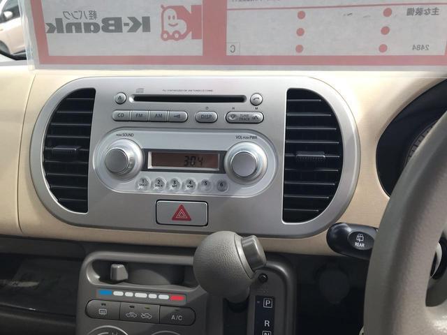 G AC オーディオ付 キーレス 電格ミラー 4名乗り AW(10枚目)
