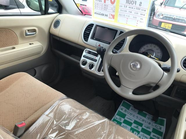 S FOUR ナビ 4WD AW オーディオ付 ETC(6枚目)