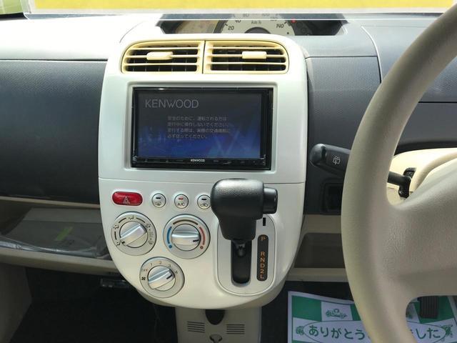 S スライド ナビ 軽自動車 ETC ブルー AT AC(10枚目)
