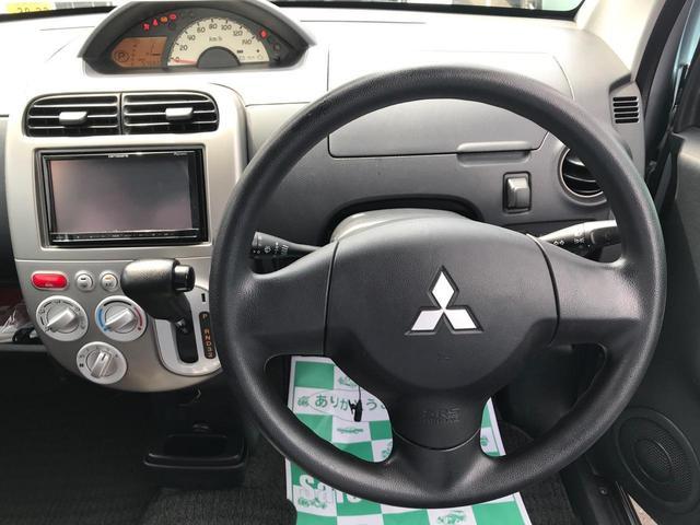 M ナビ 軽自動車 クールシルバーメタリック AT AC(8枚目)