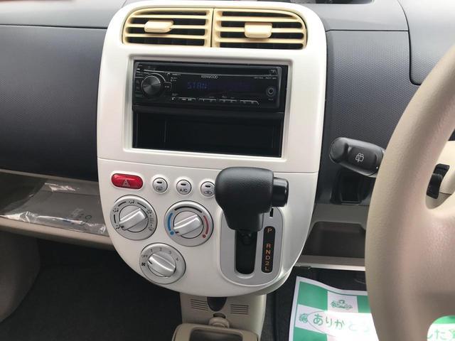 S 軽自動車 紺 AT AC AW 4名乗り オーディオ付(11枚目)