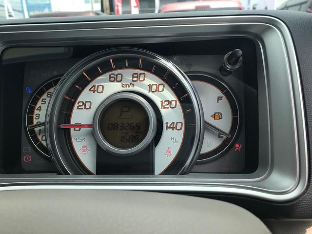 G 軽自動車 ナイトホークブラックパール AT AC(18枚目)