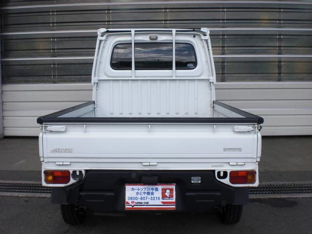 TC プロフェッショナル 4WD エアコン 荷台マット(3枚目)