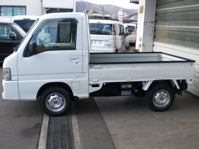 TC プロフェッショナル 4WD エアコン 荷台マット(5枚目)