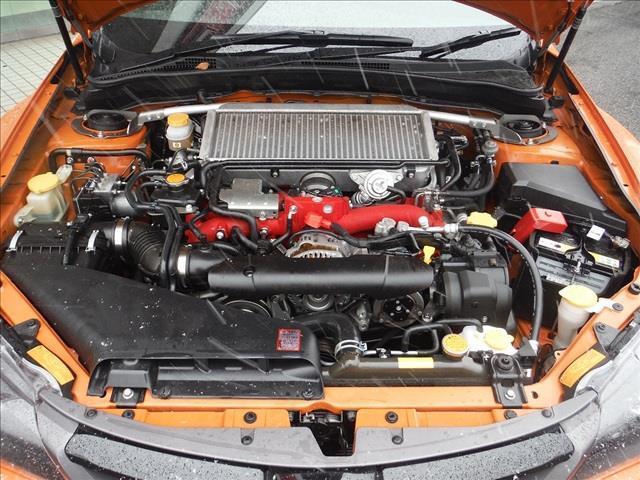 スバル インプレッサ WRXSTItSタイプRANBRチャレジレカロ200台限定車
