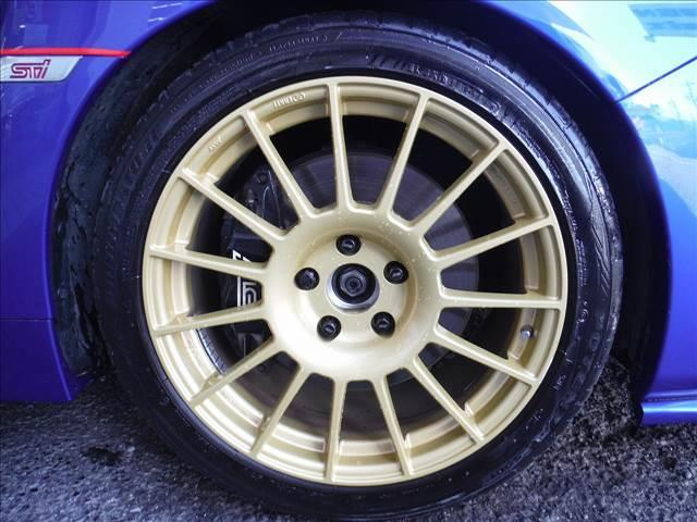 STIタイプS1オーナーブリッツ車高調HKSマフラー社外AW(4枚目)