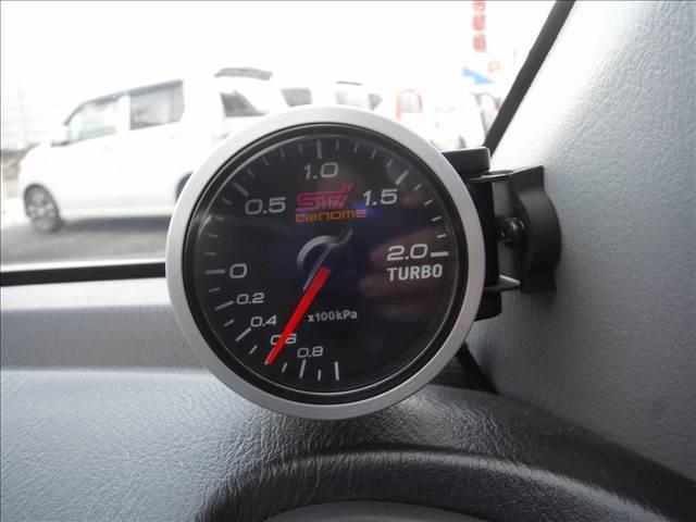 WRXSTiスペックCチャージスピードカーボンエアロ車高調(15枚目)