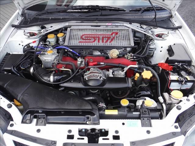 WRXSTiスペックCチャージスピードカーボンエアロ車高調(20枚目)