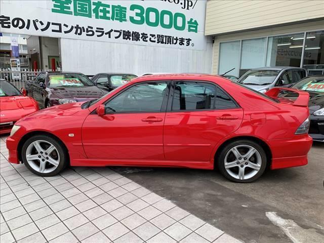 RS200 Zエディション1オーナー実走行フルノーマルHID(7枚目)