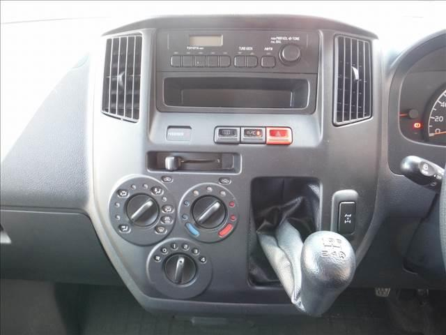 GL4WDデフロック寒冷地仕様リアヒーターキーレス5速MT(13枚目)