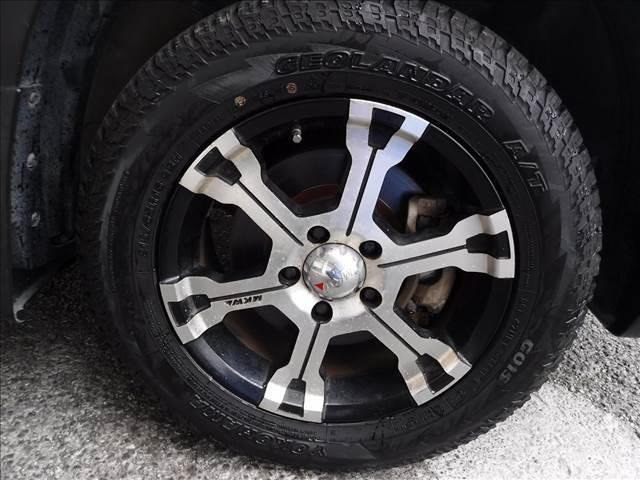 20X 4WD ストラーダナビフルセグ リアモニター フロント&バックモニター クルコン 撥水シート 社外マルチメーター MKW16AW ジオランダ―A/Tタイヤ キセノン ルーフキャリア(14枚目)
