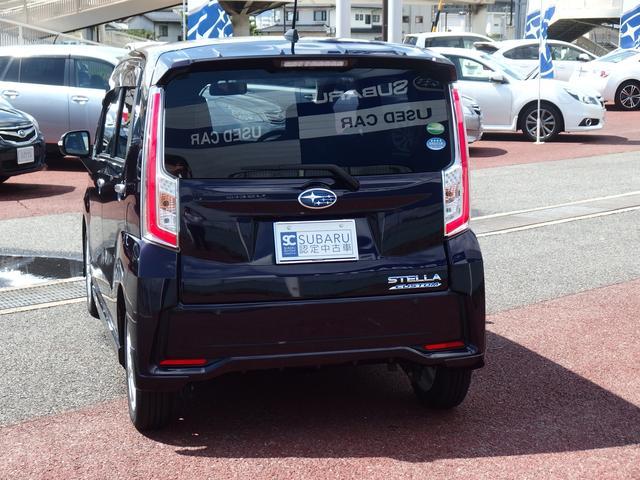 スバル ステラ カスタムR スマートアシスト 4WD