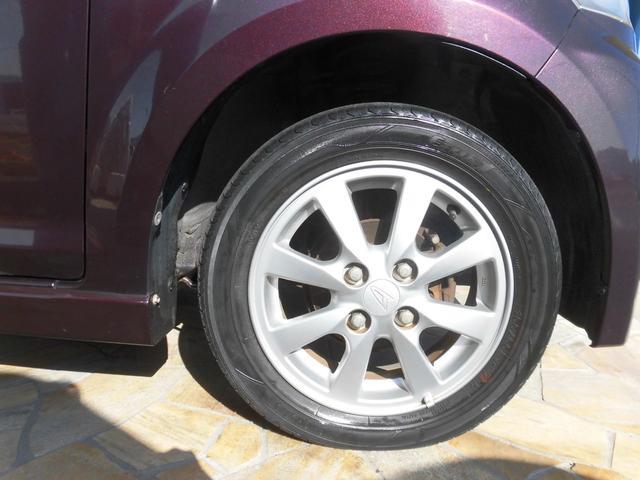 ダイハツ ムーヴ カスタム Xリミテッド4WD HIDライト 14インチアルミ