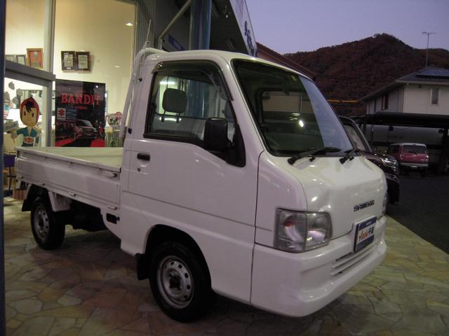 「スバル」「サンバートラック」「トラック」「長野県」の中古車4