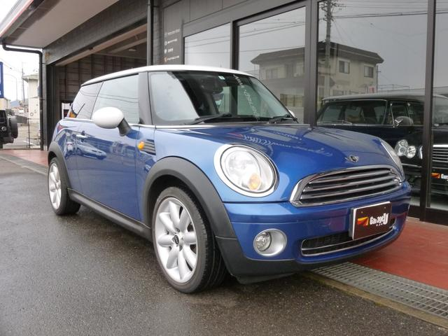 「MINI」「MINI」「コンパクトカー」「長野県」の中古車3