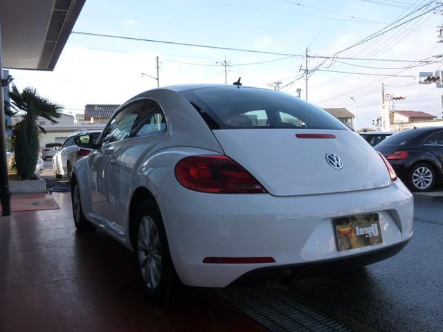 「フォルクスワーゲン」「VW ザビートル」「クーペ」「長野県」の中古車8