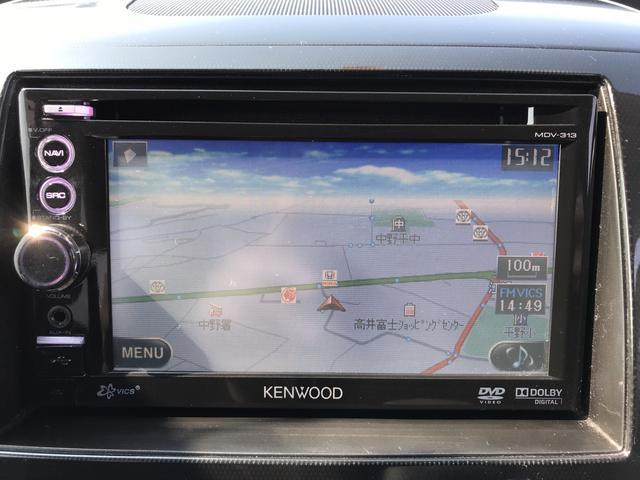 X 4WD ナビ シートヒーター HIDライト 14アルミ(10枚目)