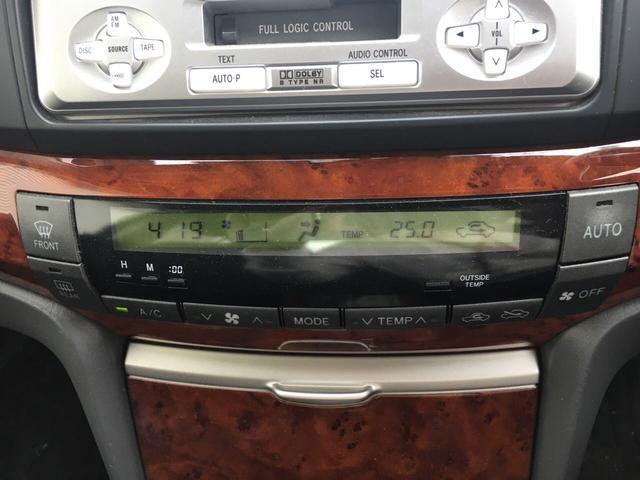 トヨタ アリオン A18 Sパッケージ 2WD ワンオーナー CDデッキ