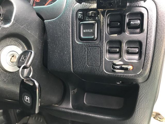 ホンダ ライフダンク TR 4WD ターボ キーレス CDデッキ フルエアロ