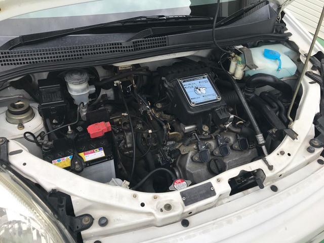 メヌエット 4WD キーレス CDデッキ 車検31年3月まで(18枚目)