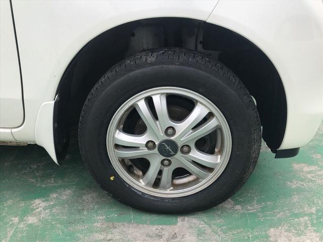 F 4WD スマートキー CD 新品タイヤ アルミホイール(19枚目)