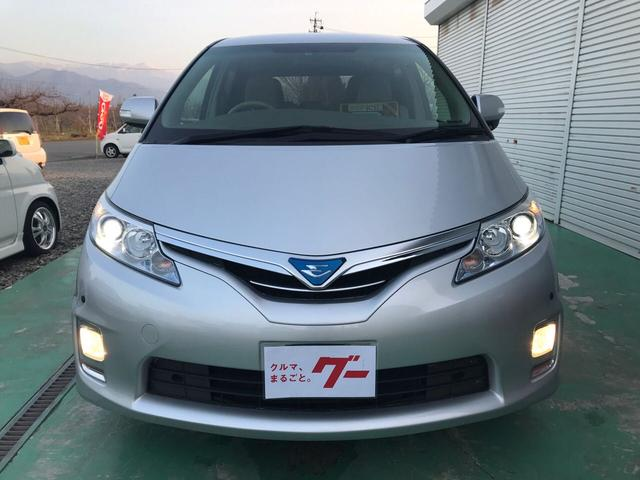 X 4WD 7人乗 ナビTV バックカメラ 両側電動ドア(2枚目)