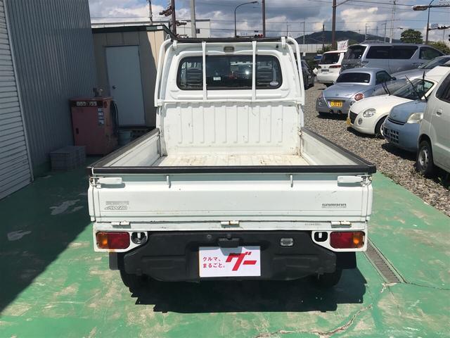 4WD EL付5速MT エアコン パワステ エアバッグ(5枚目)