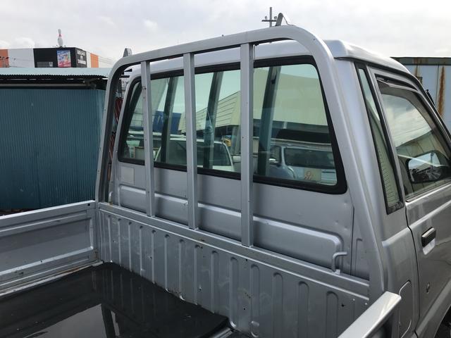 DX Xエディション 4WD 5MT ETC ABS(10枚目)