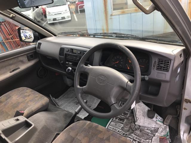 DX Xエディション 4WD 5MT ETC ABS(16枚目)