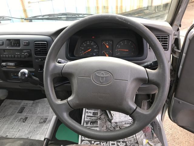 DX Xエディション 4WD 5MT ETC ABS(18枚目)