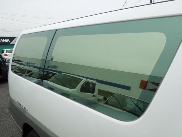 日産 キャラバンエルグランド V 4WD