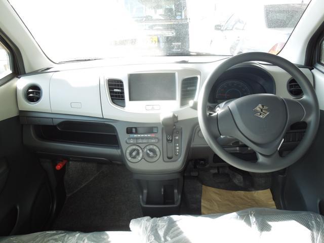 スズキ ワゴンR FA 2WD CVT 届出済未使用車