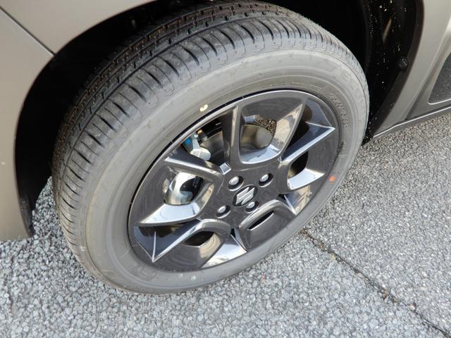 ハイブリッドMZ 4WD 登録済み未使用車 レーダーブレーキ(5枚目)
