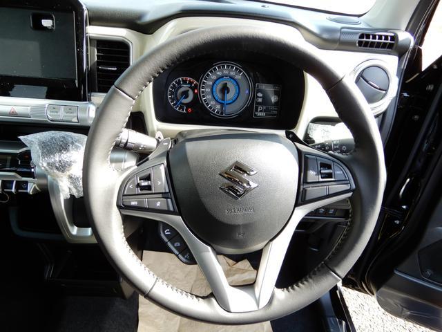 ハイブリッドMZ 4WD 登録済み未使用車 レーダーブレーキ(16枚目)