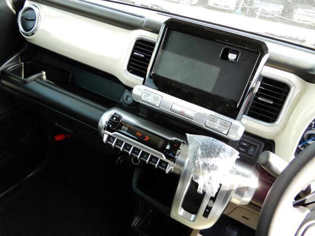 ハイブリッドMZ 4WD 登録済み未使用車 レーダーブレーキ(17枚目)