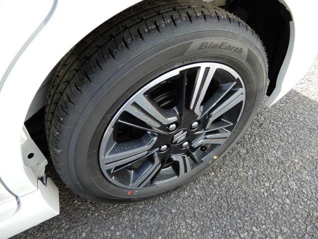 ハイブリッドMV 4WD 登録済み未使用車 レーダーブレーキ(5枚目)