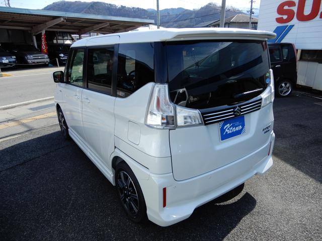 ハイブリッドMV 4WD 登録済み未使用車 レーダーブレーキ(6枚目)