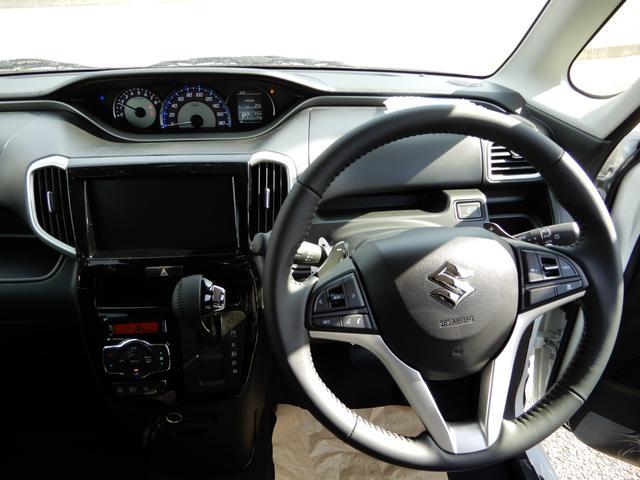 ハイブリッドMV 4WD 登録済み未使用車 レーダーブレーキ(13枚目)
