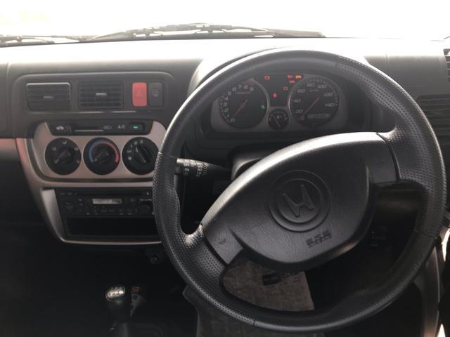 M 4WD オーディオ付 キーレス MT 4名乗り フル装備(8枚目)