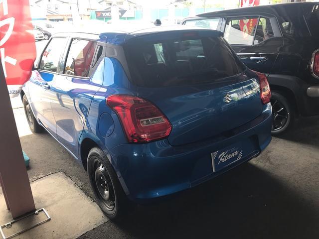 XG CVT スマートキー シートヒーター ブルー(3枚目)