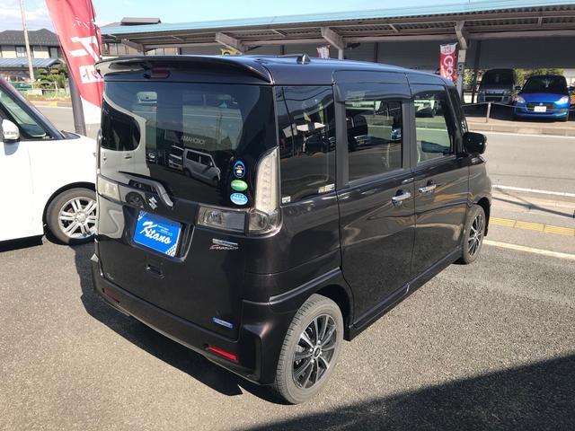 XSターボ クルコン レーダーブレーキ 両側電動ドア 4WD(6枚目)
