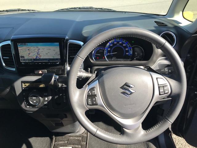 XSターボ クルコン レーダーブレーキ 両側電動ドア 4WD(10枚目)
