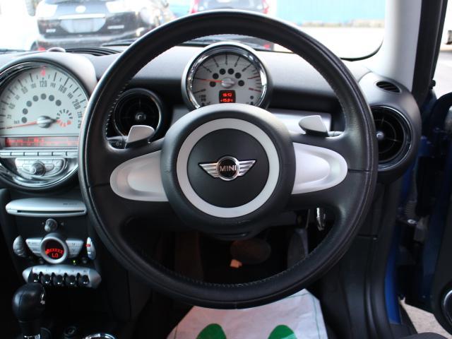 MINI MINI クーパー ツートンルーフ 17インチアルミ フロアAT