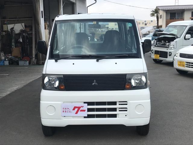 CD 4WD 5MT エアコン パワステ スタッドレス付き(3枚目)