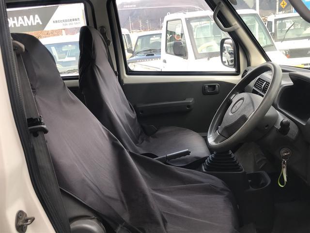 CD 4WD 5MT エアコン パワステ スタッドレス付き(14枚目)